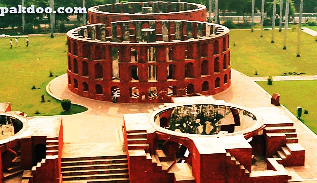 Historical Place in C.P to visit for travellers - Jantar Mantar